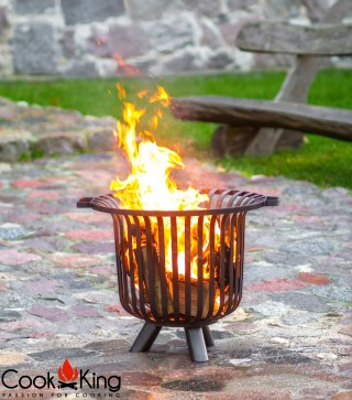 Feuerkorb Verona Ø 60cm