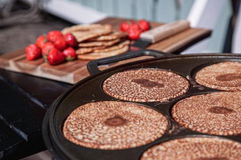 Muurikka Multifunktions-Pfanne (Pancake-Pfanne)
