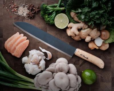 R720 Großes japanisches Küchenmesser
