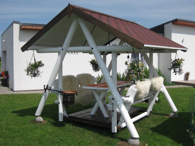 gartenschaukel jack grillschaukel pavillon finnwerk. Black Bedroom Furniture Sets. Home Design Ideas