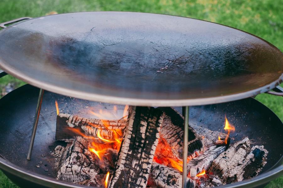 Muurikka 78 - Einbrennung der Patina
