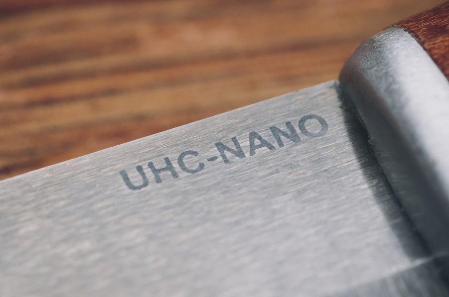 Patentiertes UHC Nano Stahl