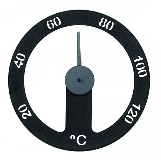 Opa Lumo Sauna-Thermometer Earth rund