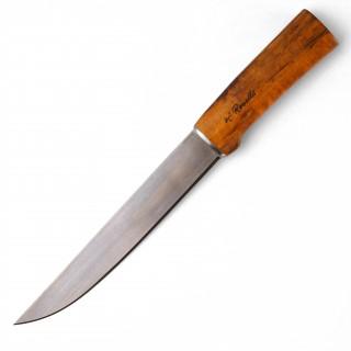 Bigfish Filletiermesser von H-Roselli - Finnenmesser perfekt für Angler