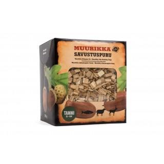 Muurikka Räucherchips Eiche - kräftiges, würziges Raucharoma, smoking Oak