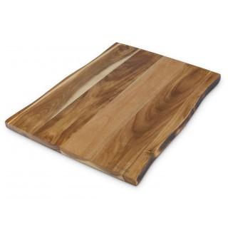 Muurikka Schneidebrett Für Grill und Küche aus wertigem und massiven Akazienholz