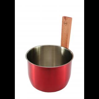 Opa Lumo Saunaeimer Rot 5 Liter