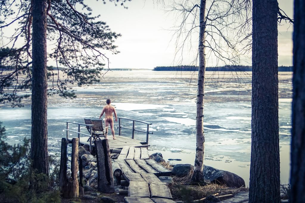 Sauna stärkt Körper, Geist und Immunsystem