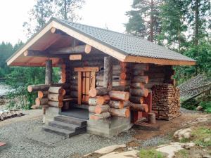 Kelo Sauna - bei FINNWERKt