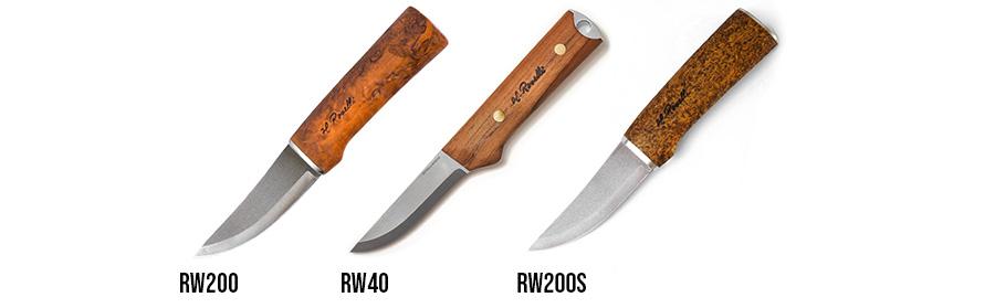 Jagdmesser von Roselli | härtester Stahl bei Finnwerk